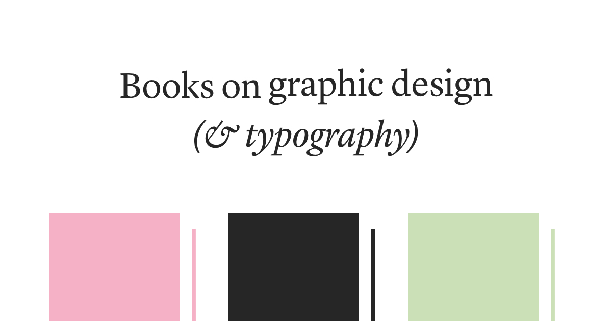 On Typography Graphic On Designand Books Graphic Books wm0nN8